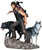 The Walking Dead TV Daryl & The Wolves 1/8 Scale Statue