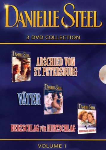 Danielle Steel – Box Vol. 1 (3 DVDs)