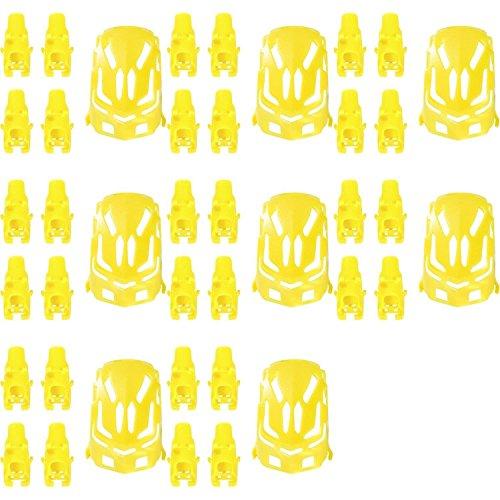 8-x-quantity-of-estes-proto-x-nano-body-shell-h111-01-yellow-quadcopter-frame-w-motor-supports-fast-