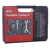 Red Cycling Products Toolbox Comp II Werkzeugkoffer 35 tlg. 2017 Fahrrad-werkzeug