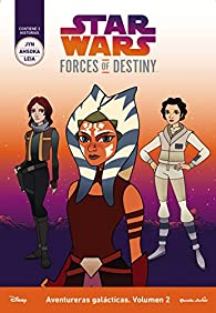 Star Wars. Forces Of Destiny. Aventureras galácticas 2 par  Star Wars