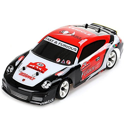 RC Auto kaufen Drift Car Bild 3: Lanlan auto fernsteuerung 2 4G 4WD hochwertige geb rstete RC Auto Drift Auto*