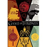 Grupo Erik Editores   Poster Game Of Thrones Sigils