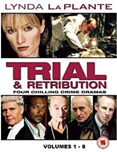 Trial and Retribution Lynda LaPlante The Collection Volumes 1 - 8