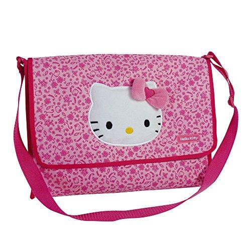 Hello Kitty-Handtasche Fashion, Rosa (Drehungen ab150841) (Hello Handtasche Kitty)