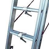 Beschlag für Treppenstellung (2 Stück) für Leitern Euroline 4990141