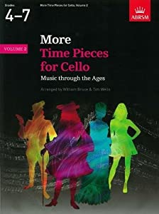 More Time Pieces for Cello - Volume 2