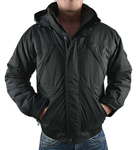 Wellensteyn Cliffjacke Winter schwarz, Gr.XL Herren