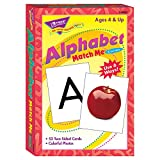 Alphabet Match Me Flash Karten