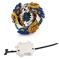 Solider Burst Wrestling Masters Devouring Dragon Fusion Spinning Top Spinning Top Gyro and Plastic Launcher Speedy Toy and Gifts Interesting for Kids( B-122)