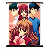 "Toradora Anime Fabric Wall Scroll Poster (32"" x 42"") Inches"