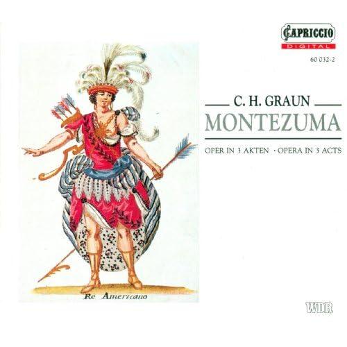 Montezuma: Act I Scene 9: Recitative: Or tu vedi, Erissena (Erissena, Eupaforice)