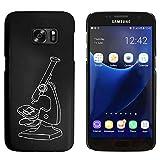 Noir 'Microscope' étui / housse pour Samsung Galaxy S7 (MC00023391)