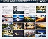 LANDSCHAFT IM LICHT 2018: by Stefan Hefele - Fotokunst - Landschafts - Kalender 60 x 50 cm - Stefan Hefele