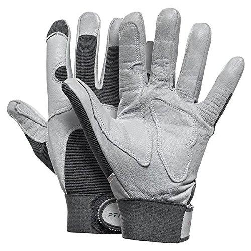 Pfanner Handschuhe Montage aus robustem Ziegenleder, Größe:XL