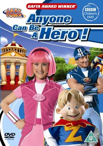 LazyTown - Anyone Can Be A Hero