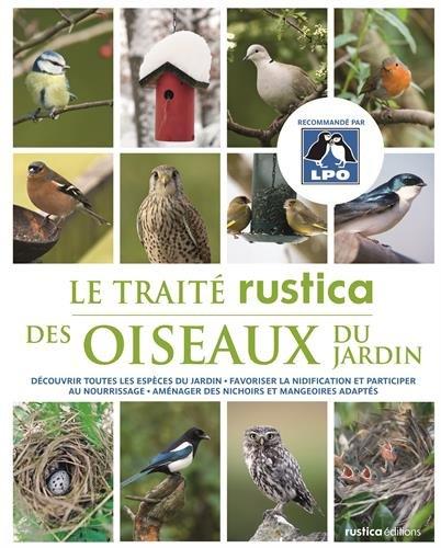 Le traite Rustica des oiseaux du jardin