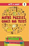 Math-a-magic #2: Maths Puzzles, Games and Tricks