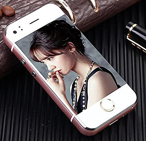Unlocked Mini Mobile Phone 2.45 Inch Small Smartphone Android 5.1 OS Cell Phone (rose gold)