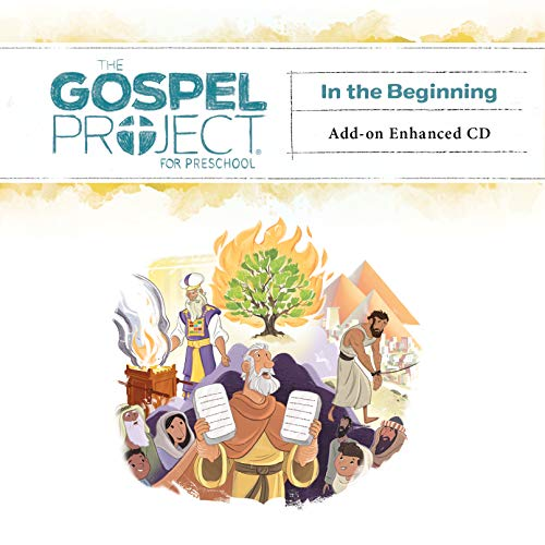 The Gospel Project for Preschool - Preschool Leader Kit Add-on - Out of Egypt (Add-on-audio)