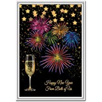 happy new year cards family members friends luxury quality greeting wishes both of