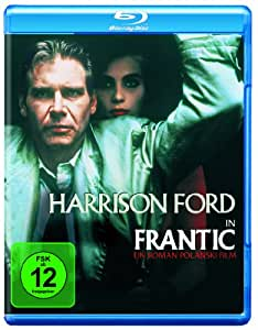 Frantic [Blu-ray]