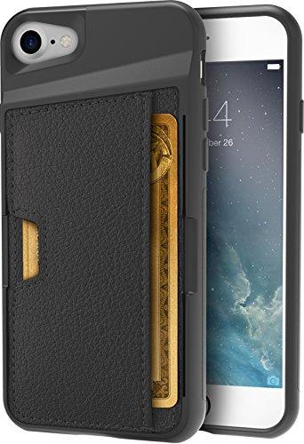 Silk / CM4 Apple iPhone 8/7 Wallet Hülle - Q Kreditkartentasche Geldbeutel-Killer Vol. 2