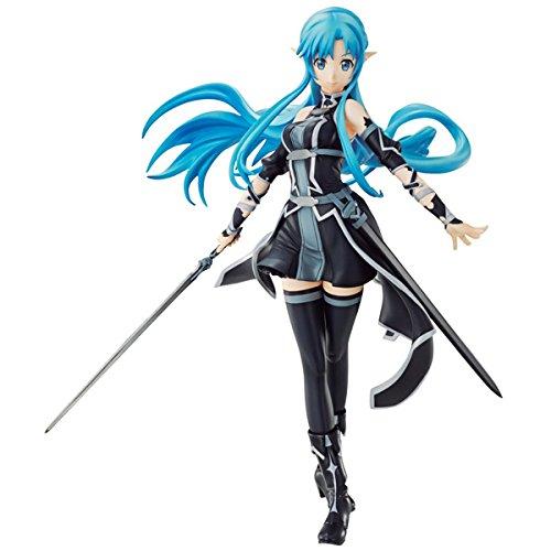 premio lotteria pi? Sword Art Online Stage3 ultimo premio Asuna premio figura Kirito colore ver.