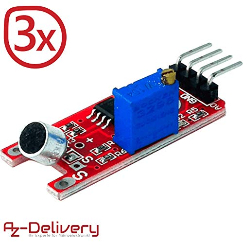 Accessories & Parts Dynamic 5pcs Smart Electronics Ky-038 Mic Voice Sound Detection Sensor Module Microphone Transmitter Smart Robot Car For Arduino Diy Kit