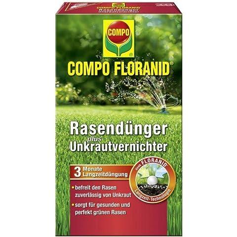 Compo Floranid® Fertilizzante per Prato erbicida, 6kg