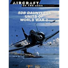 SDB Dauntless Units of World War 2