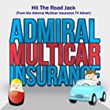 Hit The Road Jack (From Admiral Multi Car Insurance TV Advert) - Single