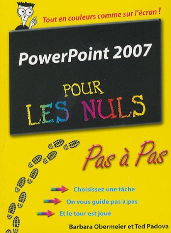 POWERPOINT 2007 PAS PAS PR NUL par BARBARA OBERMEIER