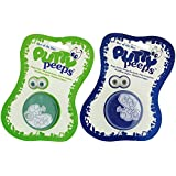 Magic Putty Peeps Blue & Green For Kids - Pack of 2 - Perfect Party Bag Filler SC945