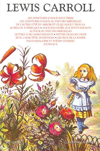 Oeuvres complètes - Tome 1 (1) par Lewis Carroll