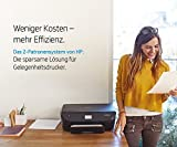 HP Deskjet 3630 (K4T99B) Multifunktionsdrucker (A4, WLAN Drucker, Scanner, Kopierer, Apple AirPrint, HP Instant Ink, USB 2.0, 4800 x 1200 dpi) weiß Bild 5