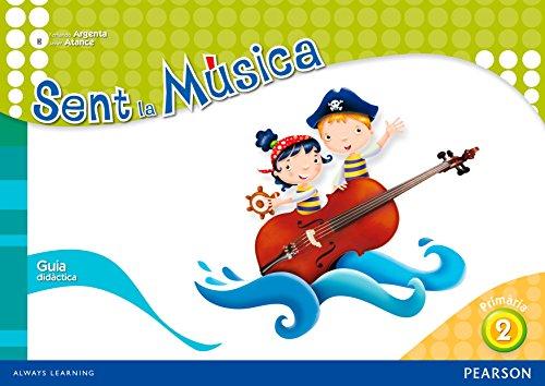Sent la música 2 pack guia didàctica (Comunitat Valenciana) (Siente la Música) - 9788420558356