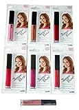 7 x Tanya Burr Lipgloss | 7 Shades | RRP £42