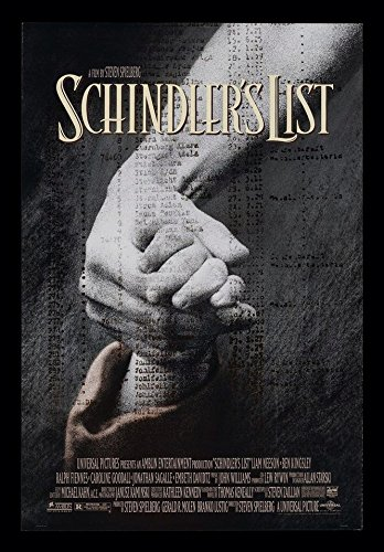schindlers-list-24x34-inch-60x86-cm-silk-poster-seda-cartel-pj14-fe53