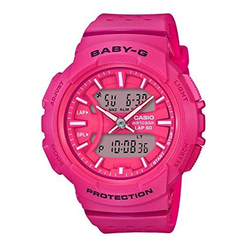 Baby-G Damen Armbanduhr BGA-240-4AER