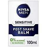 Nivea Men Sensitive Post Shave Balm, 100 ml - Pack of 3