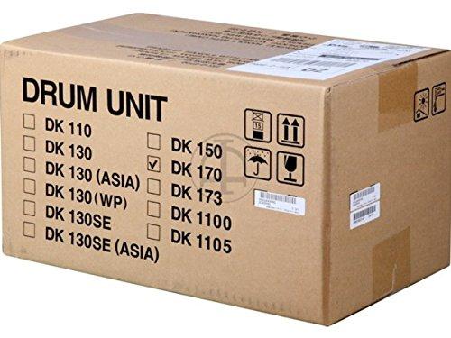 Preisvergleich Produktbild Original Bildtrommel passend für Kyocera FS-1030 MFP DP Kyocera DK170 302LZ93060 , 302LZ93061 - Premium Trommel - Schwarz - 100.000 Seiten