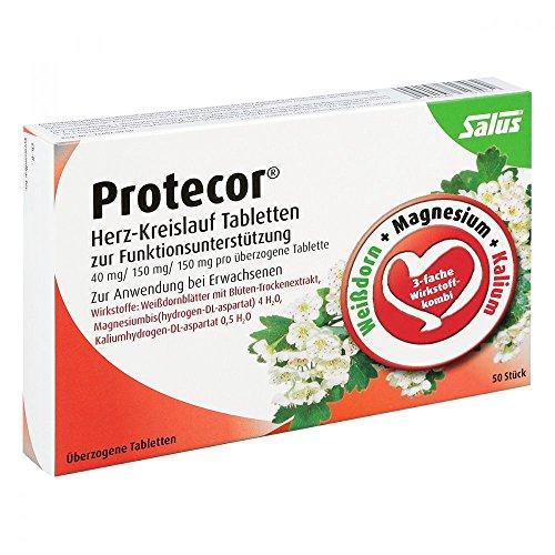 Protecor Herz Kreislauf Tabletten zur, zum funktio 50 stk