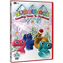 Numberjacks - Counting Down To Christmas
