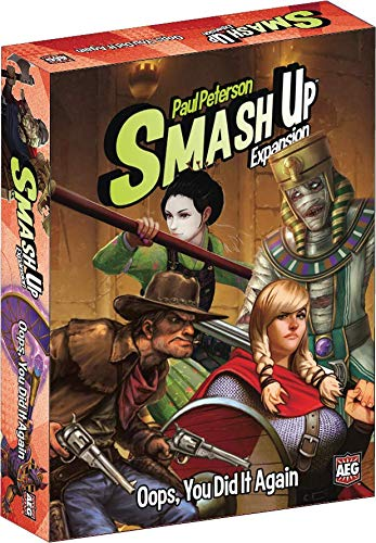 Smash Up - Oops You Did It Again