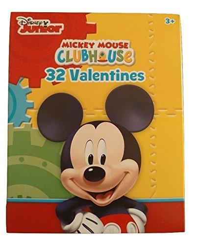 Mickey Mouse Clubhouse-Box von 32Valentinstag Karten