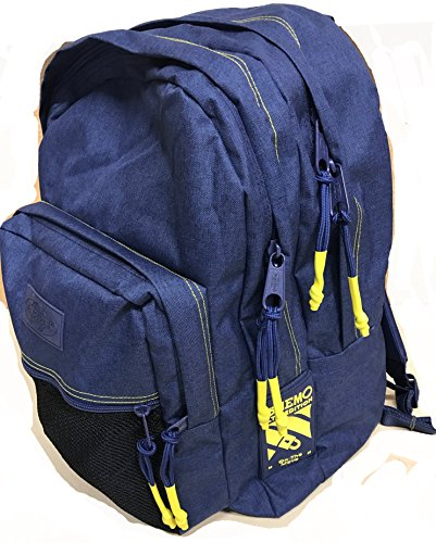 EASTPAK ZAINO PINNACLE SMEMO BLUE LTD 38L