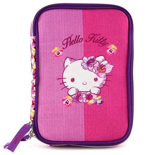 Target Hello Kitty Pencil Case Estuches, 23 cm, Rosa (Pink)