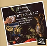 Cantatas Bwv 67, 108 & 127 (Richter)