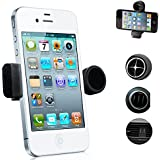 iMobile - Support Voiture Noir universel Pour Smartphone